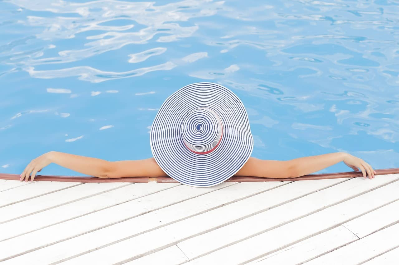 Detente piscine