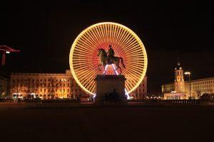 Place à Lyon