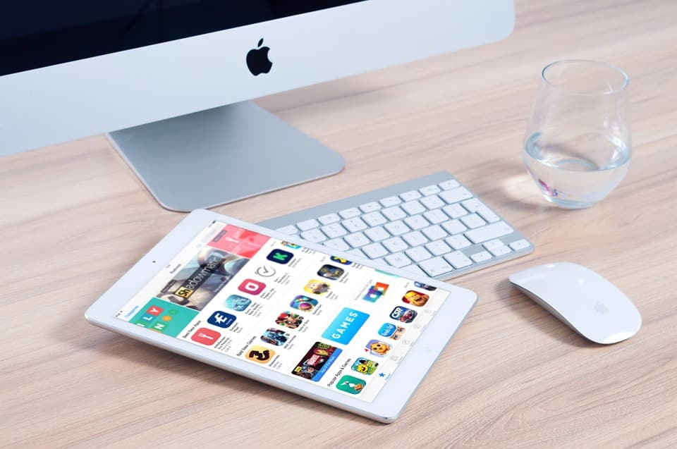 Application mobile, tablette