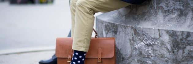 Chaussettes en fil d'Écosse, une tradition de qualité !