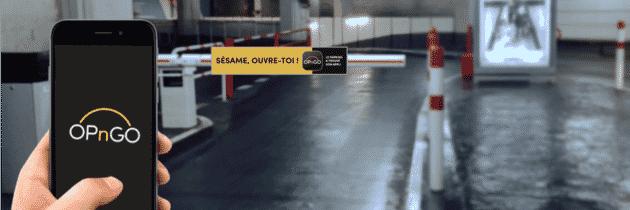 Une application pour simplifier l'accès aux parkings sous-terrain à Biarritz