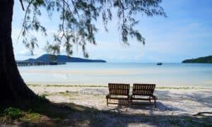 Cambodia island paradise koh rong sanloem