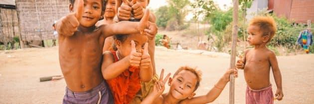 À la découverte du Cambodge