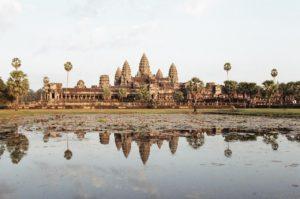 Temples d'Angkor Wat