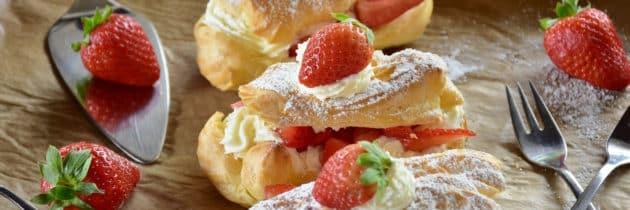 5 desserts pour finir votre repas en toute beauté