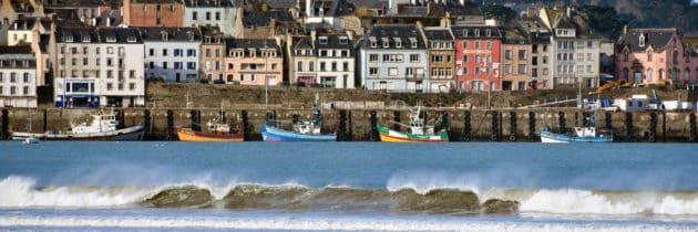 Zoom sur le Finistère