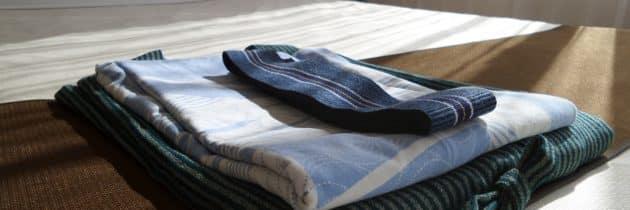 Comment porter un yukata pour femme et nouer le obi ?