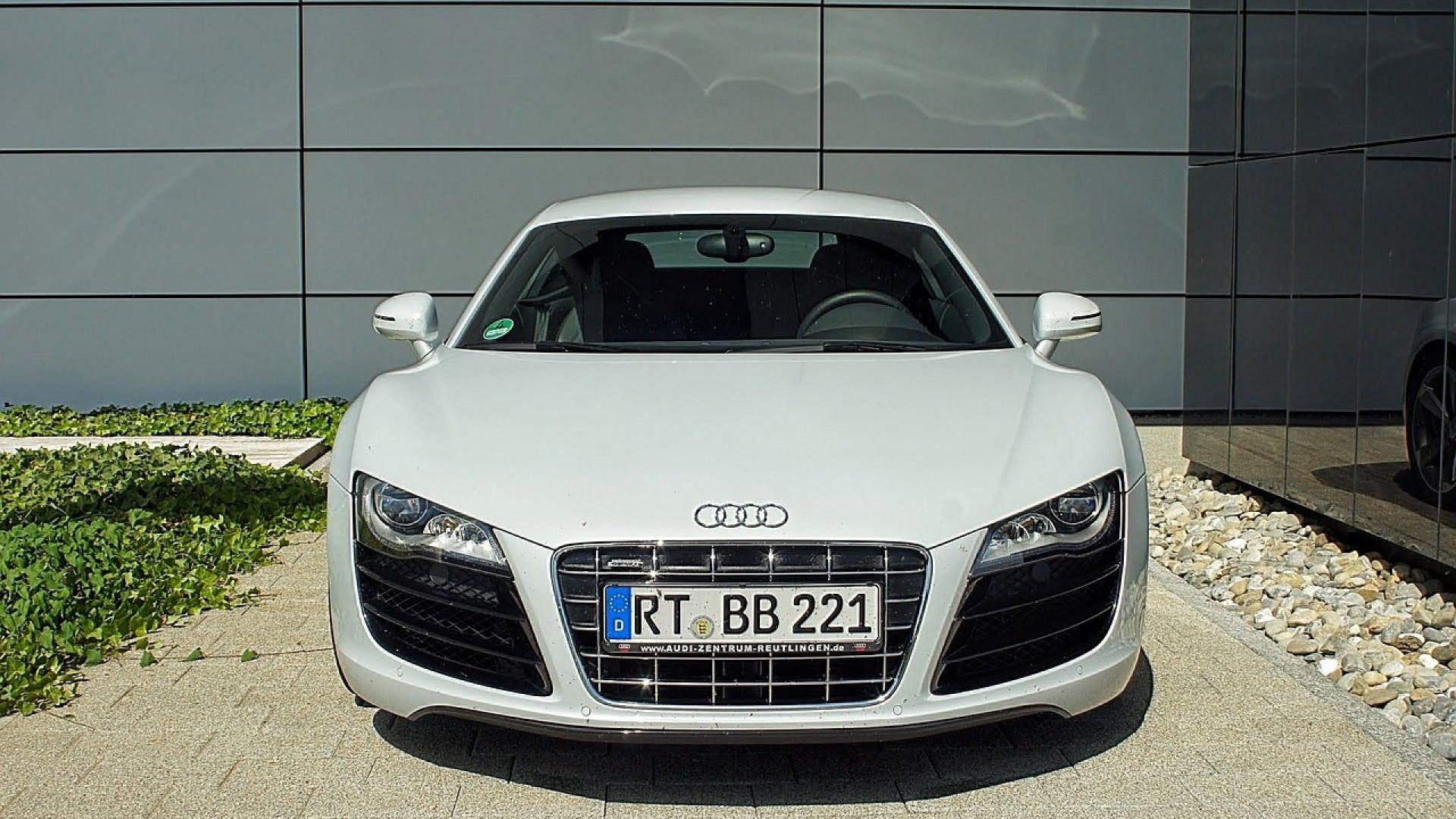 Voiture Audi