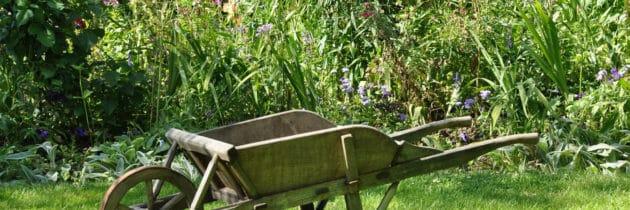 Guide complet d'achat de chariots de jardin