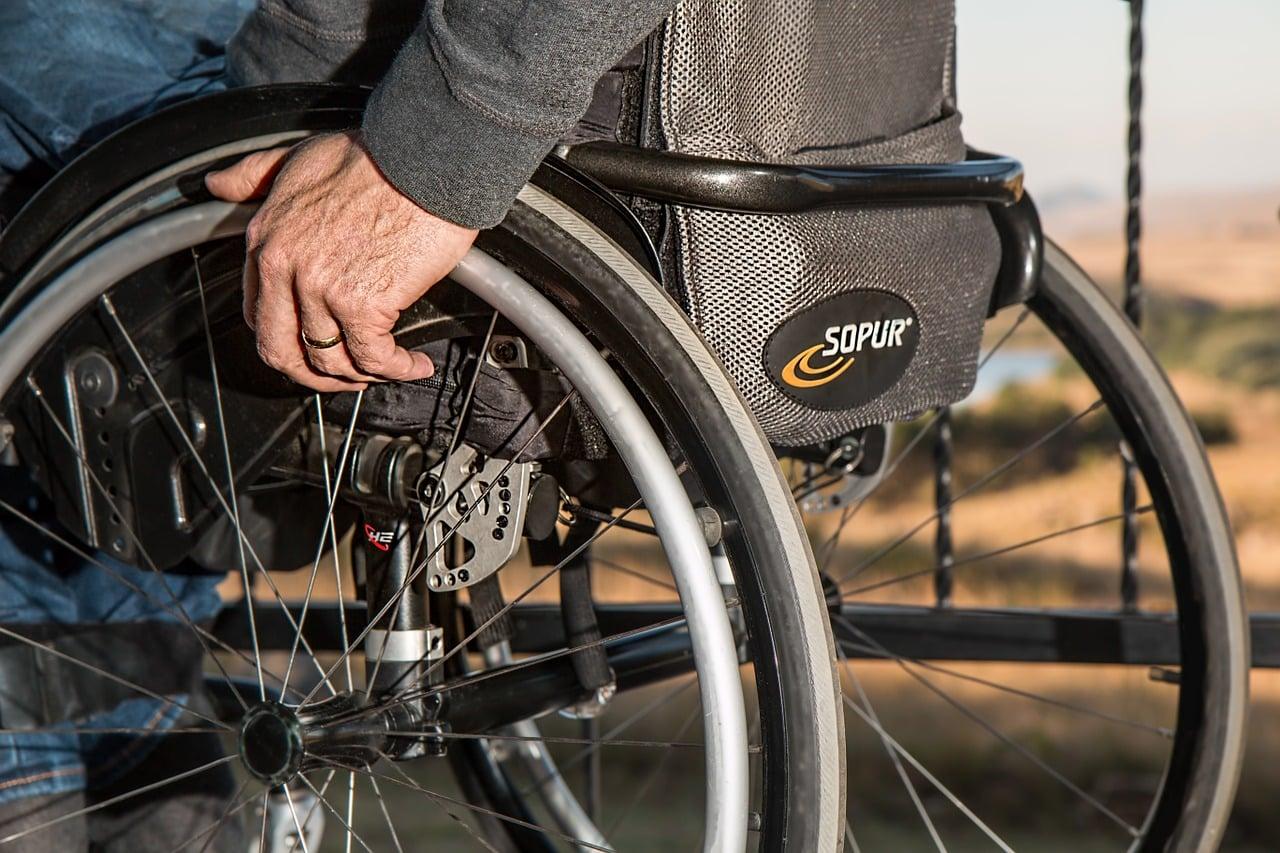 Faciliter l'accès chaise roulante