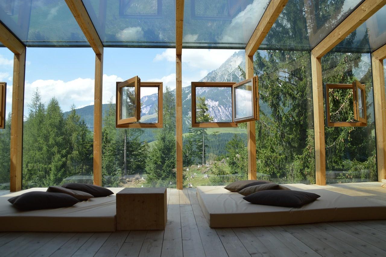 Maison d'architecture contemporaine