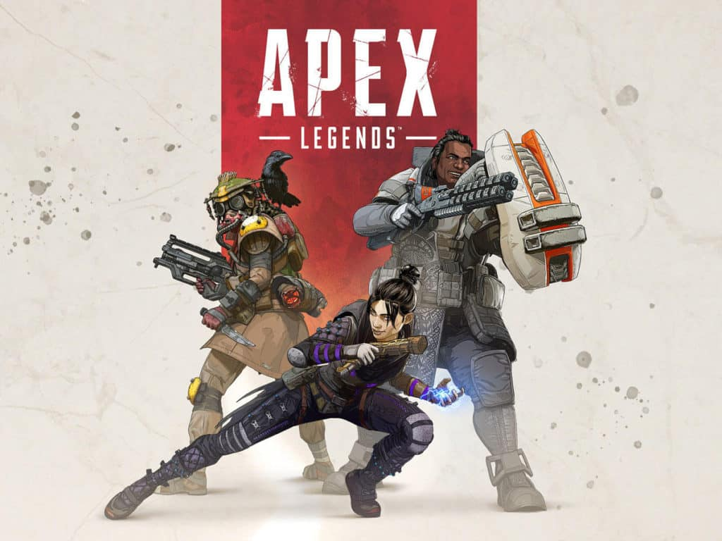 Apex Legends accueil