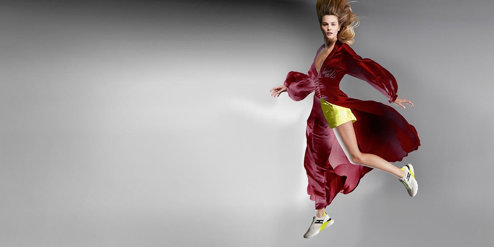 Mode femme par Hogan