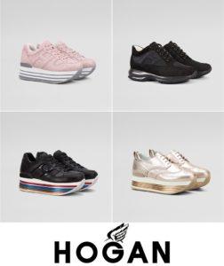 Les chaussures Hogan