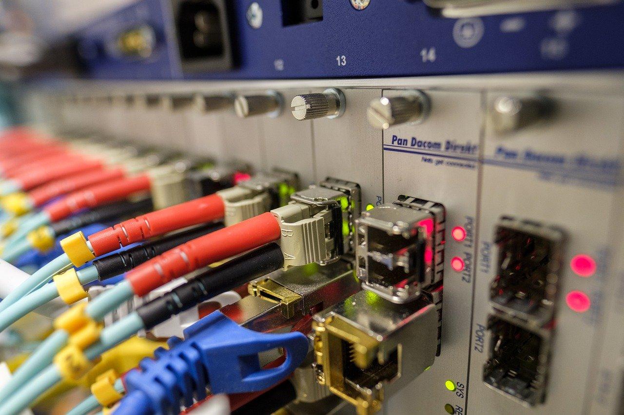 Serveur de fibre optique