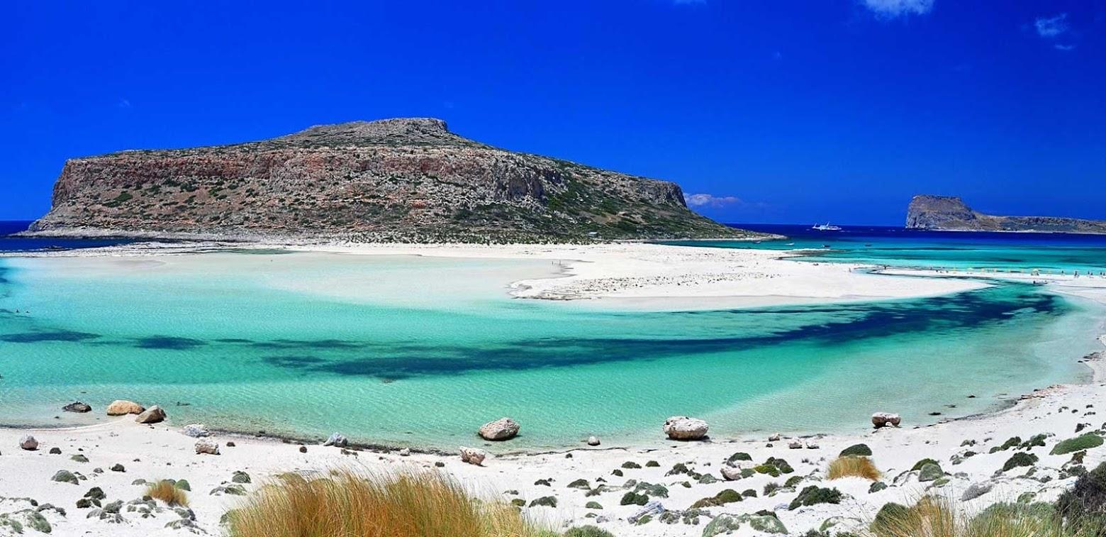 en vacances en Crète