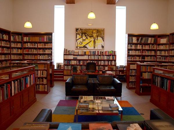 Bibliothèque de Lanzarote