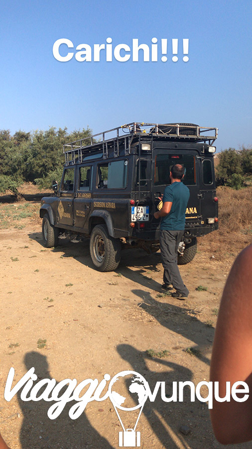 Excursion en Asinara