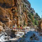 Crète: les gorges de Samaria, une destination insolite et fascinante en Grèce