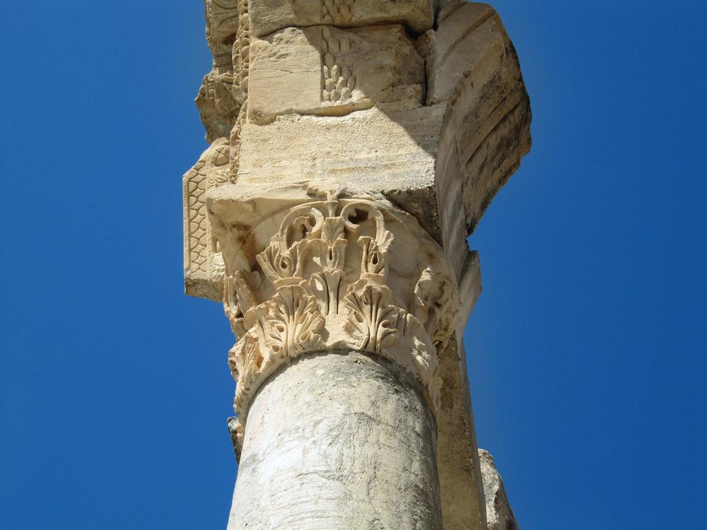 colonnes d'Ephèse