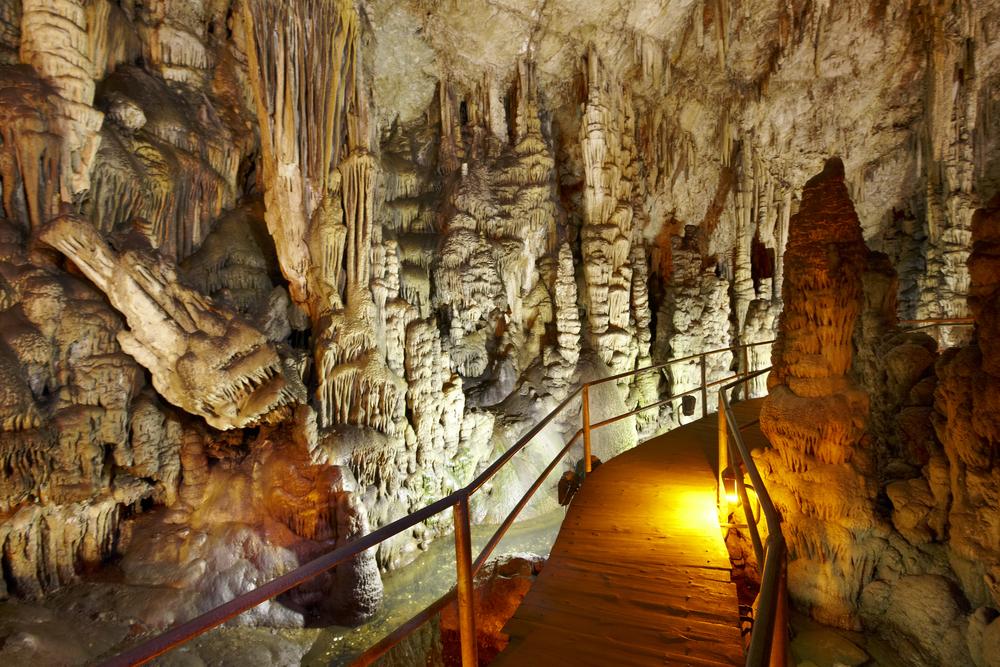 grotte de zeus crète