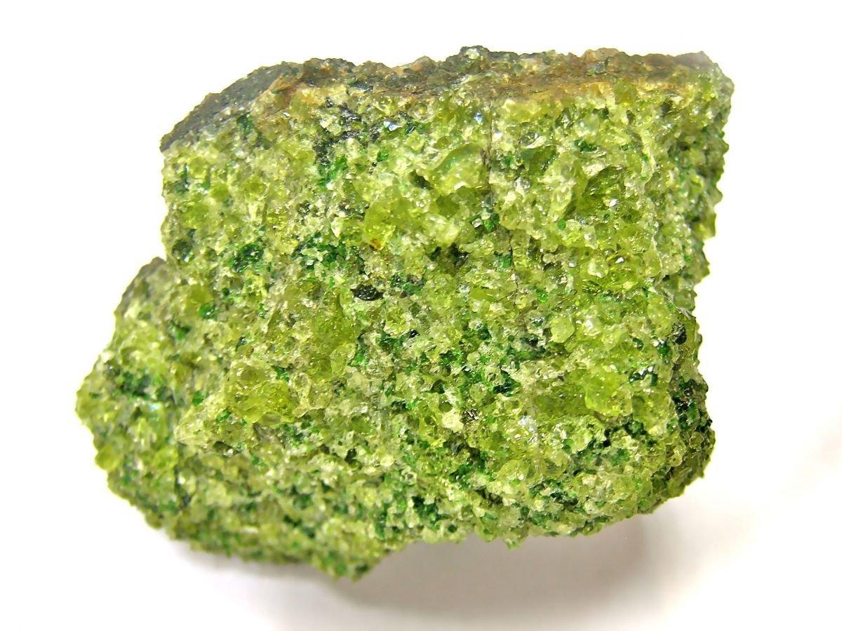 lave d'olivine