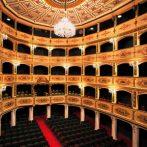 Le théâtre Manoel, le deuxième plus ancien théâtre d'Europe est situé à Malte