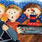 Noël et Nouvel An en Crète avec chants de Noël traditionnels: Κάλαντα - kalanta (kàlanda)