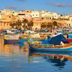 Saint Julian à Malte - Île de Malte
