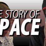 Youtuber Frenzy Light réalise une vidéo sur l'histoire de Dutchman Space