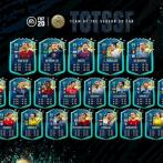 FIFA Ultimate Team: Ultimate Team de la saison à ce jour