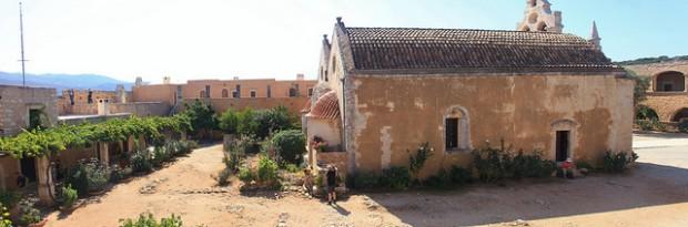 Monastères d'Arkadi-Crète