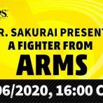 Nouvelle présentation sur le personnage ARMS dans Smash Bros le 22 juin