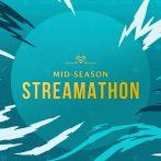 Riot Games organise le Streamathon de mi-saison