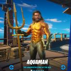 Voici comment débloquer le skin Aquaman dans Fortnite