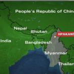 Le bilan des morts dans le glissement de terrain de la mine de jade en Asie du Sud-Est