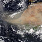 Un autre tour de poussière saharienne atteint les États-Unis après le 1er panache énorme se dissipe