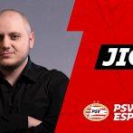 """Jigly, entraîneur du PSV Esports: """"Si nous commettons moins d'erreurs, personne ne peut nous battre"""""""