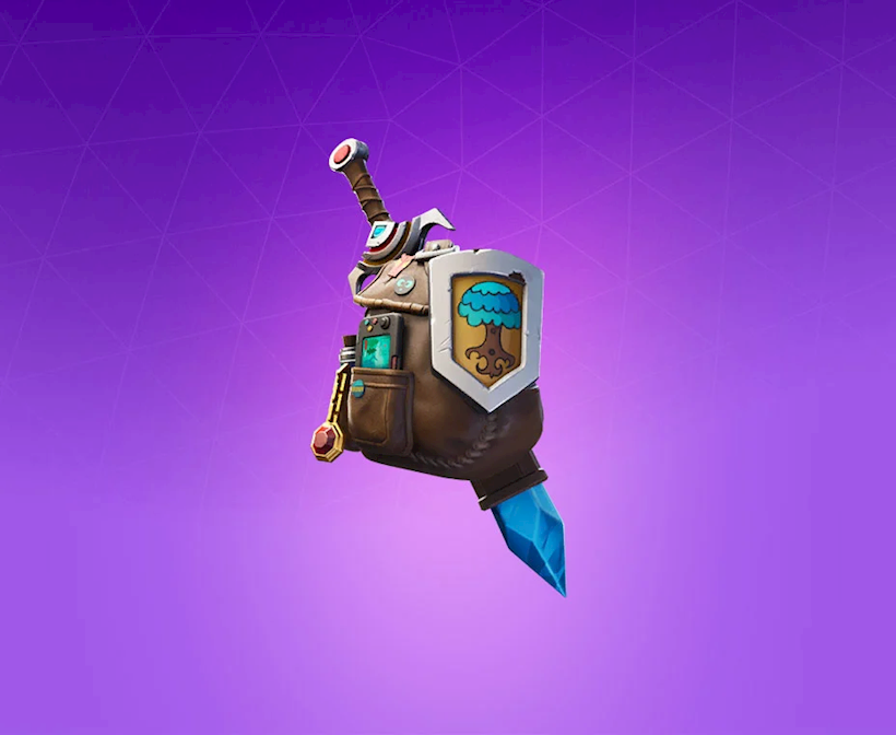 Pack aventure Back Bling
