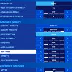 Les meilleurs paramètres Fortnite pour un maximum de FPS