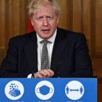 Boris Johnson qualifie Trump de `` président précédent ''
