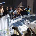 3 travailleurs funéraires licenciés pour des photos de cercueil de Diego Maradona