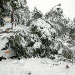 Blizzard tue 4 en Espagne, mettant le pays à l'arrêt