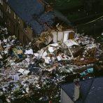 Le ministère de la Justice accuse un fabricant de bombes dans l'explosion de la Pan Am en 1988