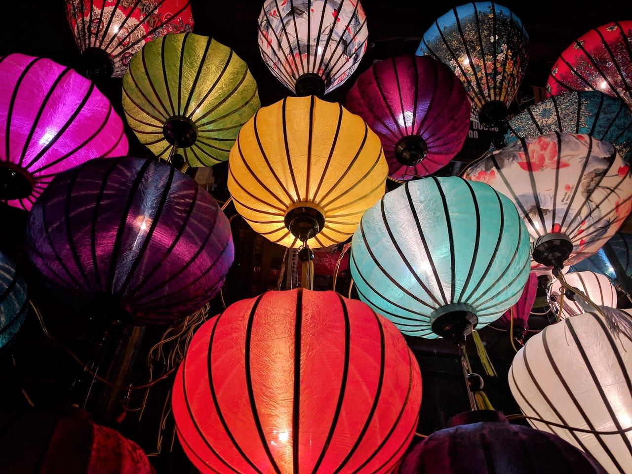 Ballon de lumière
