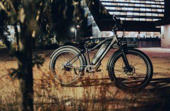 vélo électrique nature