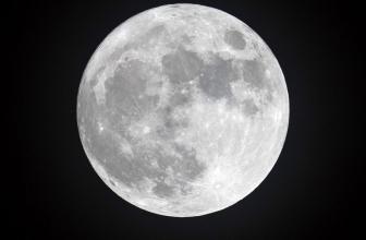 De nouvelles mesures montrent que la lune a des niveaux de rayonnement dangereux