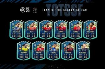 FIFA 20 Ultimate Team: Équipe de la saison jusqu'à présent Liga NOS