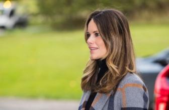 La princesse Sofia de Suède fait du bénévolat à l'hôpital au milieu d'une épidémie de coronavirus