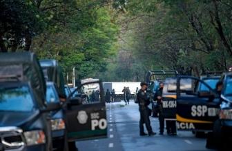 Le chef de la police de Mexico blessé dans un assaut meurtrier
